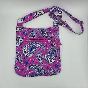 Vera Bradley Boysenberry Crossbody Bag